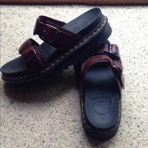 Dr. Martens sandals!